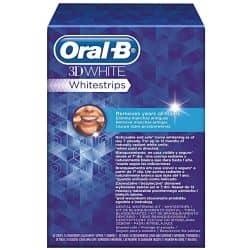 Tiras blanqueadoras Oral b