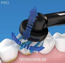 Cepillado 3d Oral B pro 2 2500 Crossaction