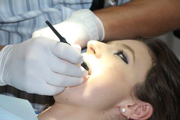 Síntomas de la caries dental